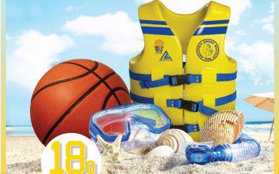 18ο Basketball Summer Camp